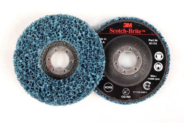 3m Angle Grinder ~ Clean and strip discs vesscorp